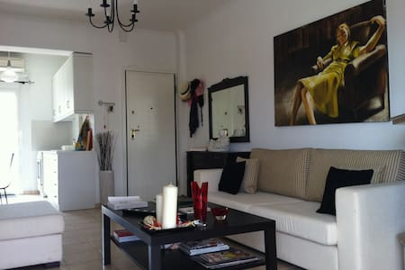 Fully equiped summer appartment - Chaniotis - Huoneisto