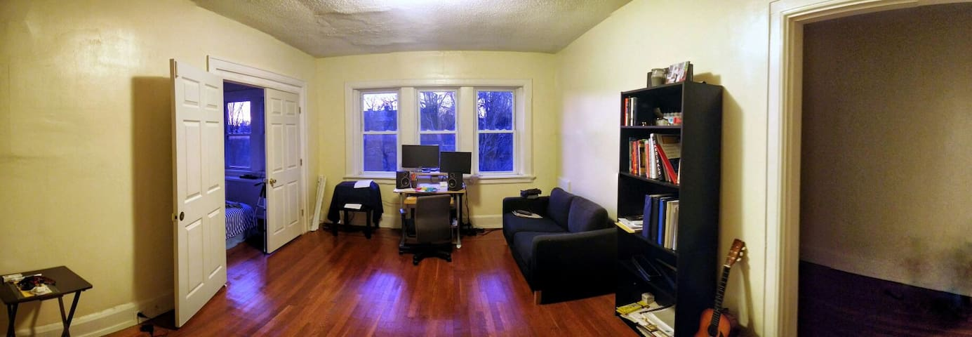 Shared Apt by the City Garden - Cincinnati - Apartamento