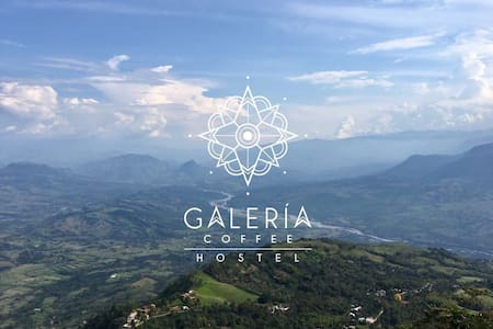 Galería Coffee house. Hostel - Fredonia  - Bed & Breakfast