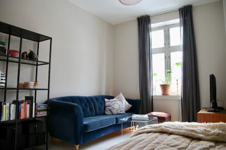 Charming apartment in the lovely Sagene district