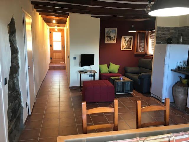 Acogedor apartamento rural en el PRIORAT!!