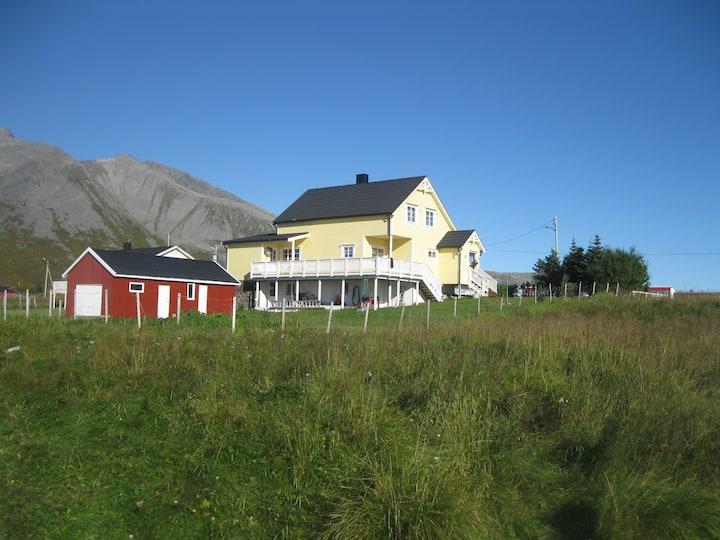 Vannareid i Karlsøy kommune