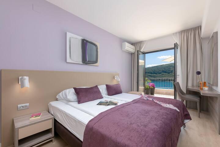 Premium apartment Kanat II with beautiful sea view
