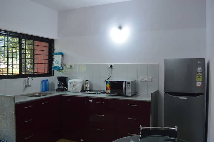 Sea Shades  Apartment(1BHK) Service