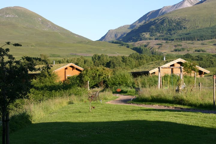 Corriechoille Cabins, secluded, mountain views - Spean Bridge - Srub
