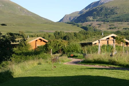 Corriechoille Cabins, secluded, mountain views - Spean Bridge