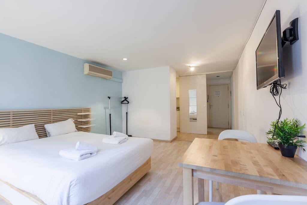 Apartment ramblas barcelona x2 appartamenti in affitto a for Appartamenti barcellona affitto economici