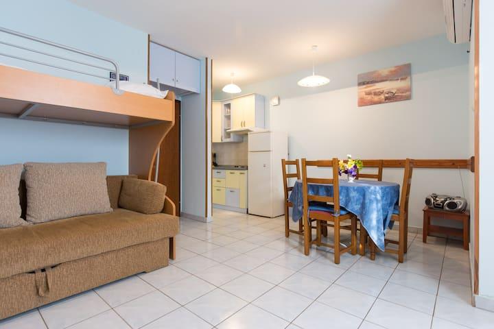 Apartman Crikvenica - buđenje uz šum valova
