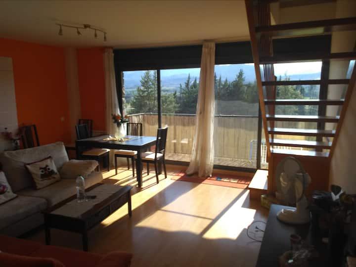 Apartamento en el Pre-Pirineo de Lleida
