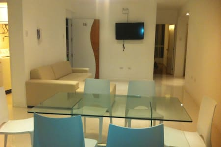 OCEAN VIEW APART- GROUND FLOOR - Huanchaco