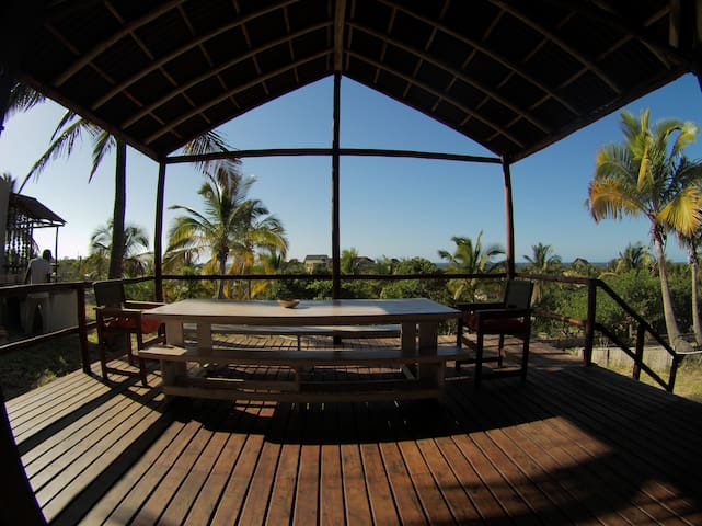 Home with a view: Bibo Sands 2 - Inhambane Province - Vakantiewoning