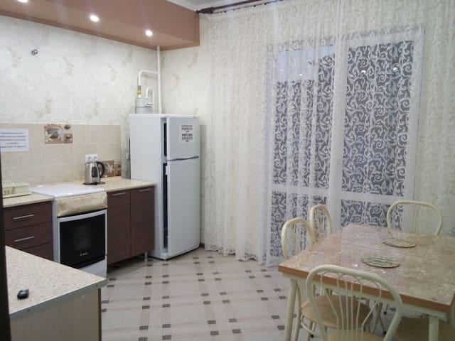 Квартира с двумя изолированными комнатами - Kabardinka - Huoneisto