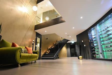 Lifestyle-Doppelzimmer mit Dusche/WC - Tägerwilen - ブティックホテル