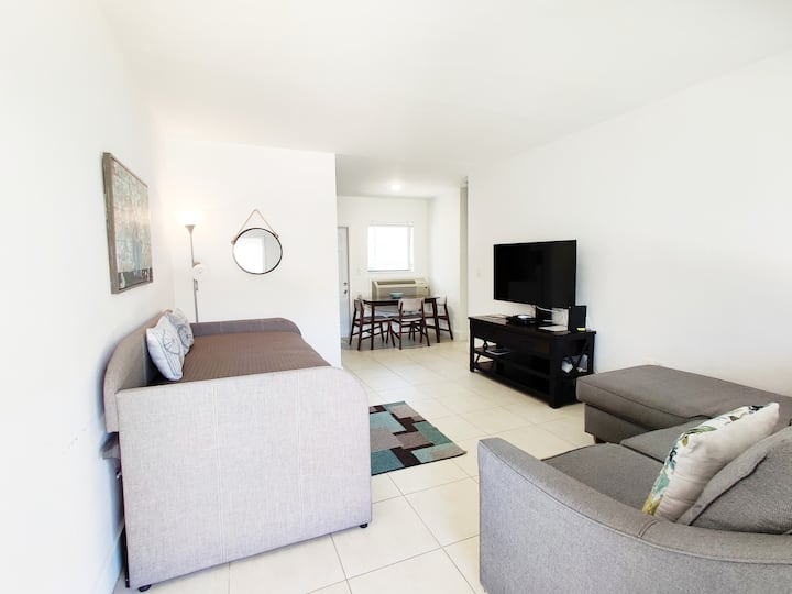Cozy 1-BR Condo at the historic Roads. 6 people