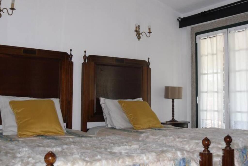 Quarto duplo - Double room