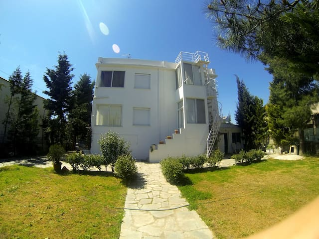 House with Garden - Keramoti - Villa