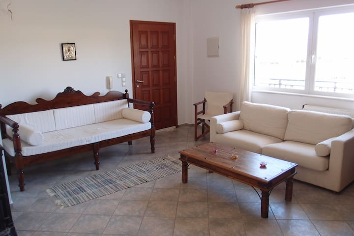 Family House - Drapanias - Apartament