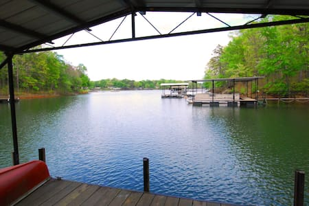 Family Home Lake Hartwell - Townville