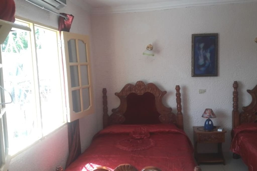 Other view of the bedroom