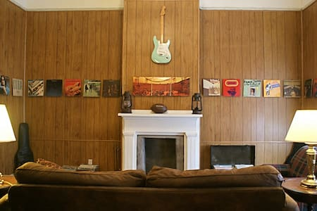 The Record House - Room 2 - Nashville