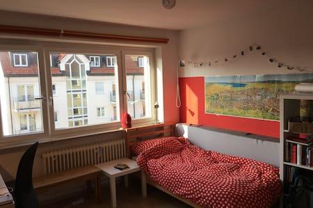 WG-Zimmer ideal für Praktikanten und Besucher - Múnich - Departamento