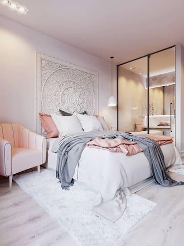简单、温暖的小窝 - Wenzhou - Wohnung