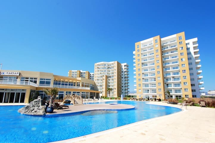 Сдам в аренду отличные апартаменты вблизи моря. - Famagusta - Obsługiwany apartament