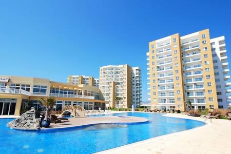 Сдам в аренду отличные апартаменты вблизи моря. - Famagusta - Teljesen felszerelt lakás