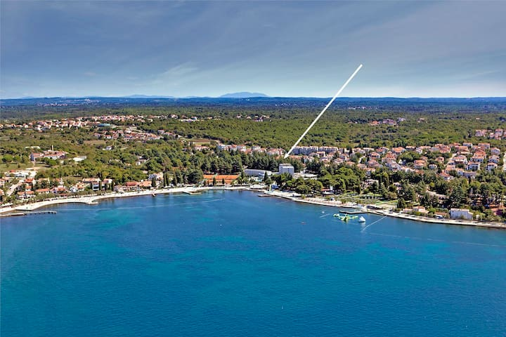 Spada in Poreč * Istrien / Spada in Poreč (Appartement für 2 Personen AP1)