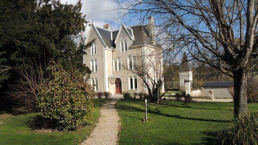 chambres d hôtes - Cravant-les-Côteaux - Ev