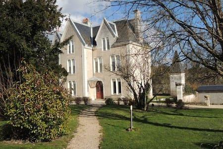 chambres d hôtes - Cravant-les-Côteaux - Hus