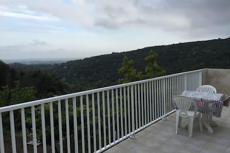 Magnifique F2 vue mer avec terrasse - San-Nicolao