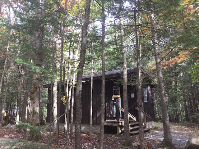 ADK Campground Cabin