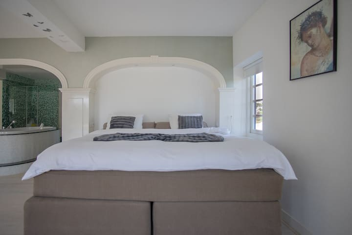 Wellness suite (king bed)