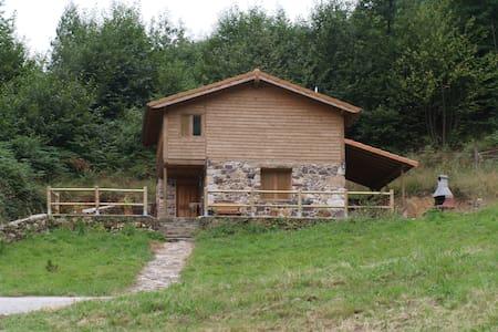 Cabaña para disfrutar de la tranquilidad - Huis