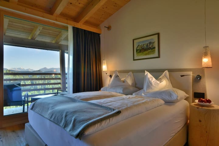 "Alpine Hotel Gran Foda'  Double room ""Panorama"""
