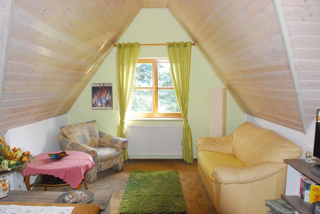 Apartment Sarah (Wohnzimmer)