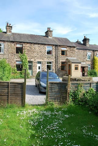 Peak District Country Escape (B) - Hathersage - Rumah
