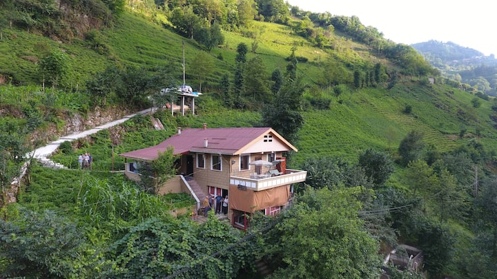 YEŞİL DOĞA TATİL EVi(green nature holiday house)