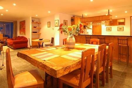 Casa Farellones Lower Apartment - for great skiing