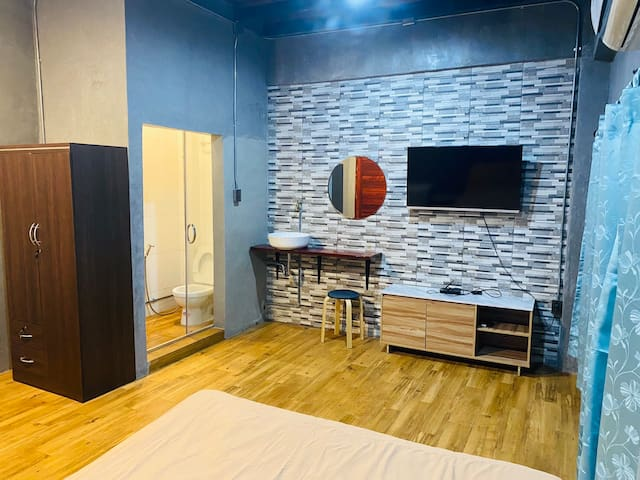 Small room 5 min to Chaweng beach