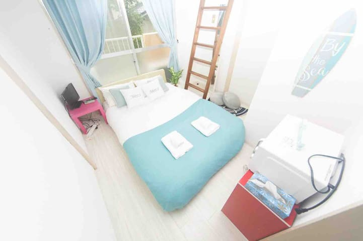 ☆stylish room in downtown area ☆easily accessible