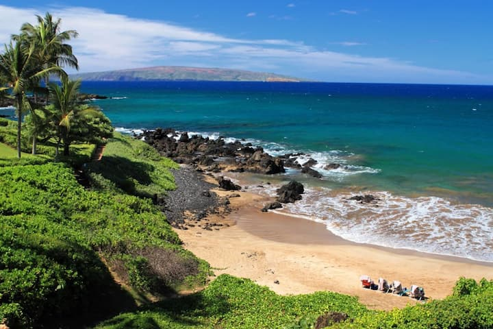 Gorgeous 2 Bdrm Ocean Front - Makena Surf Resort #G-201
