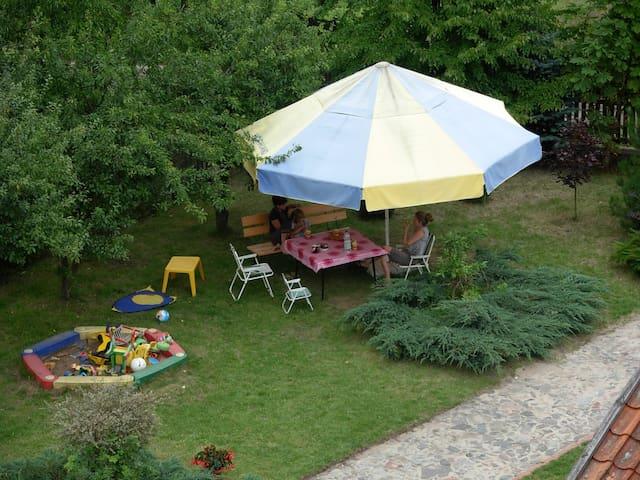 Agroturystyka Owczarnia - Ketrzyn - Guest suite