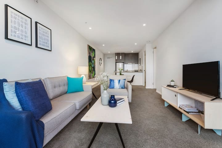 Elyse- Spacious Home in the Heart of Melbourne