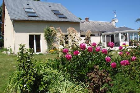 Studio indépendant dans la campagne normande - Gommerville - Σπίτι