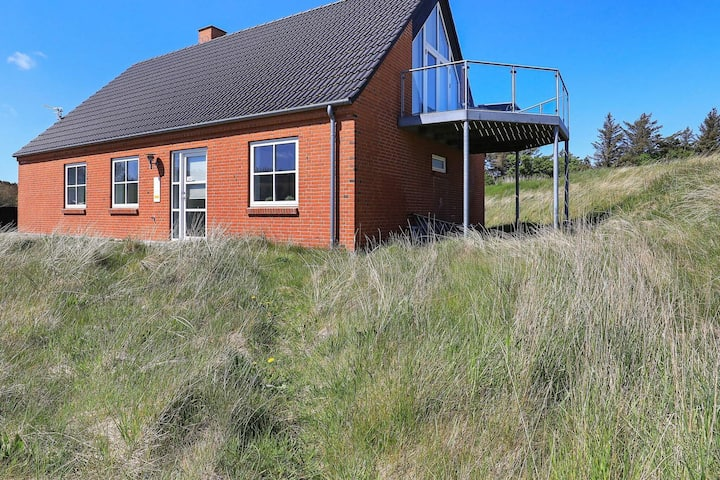 Elegant Holiday Home in Hanstholm near Sea