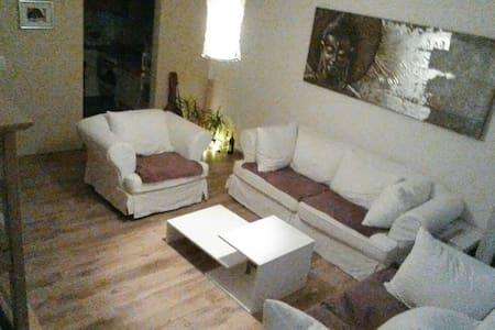 Günstige und Bequeme Übernachtung - Neumünster - 公寓