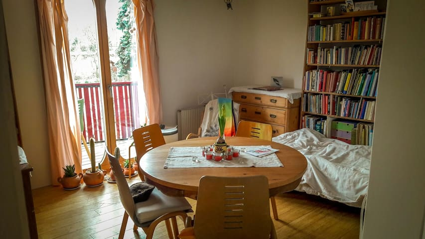 Cozy, connected, eco-friendly - Heimberg - Huoneisto