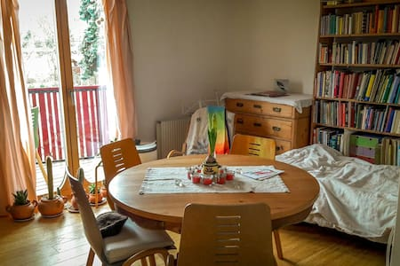 Cozy, connected, eco-friendly - Heimberg - Wohnung